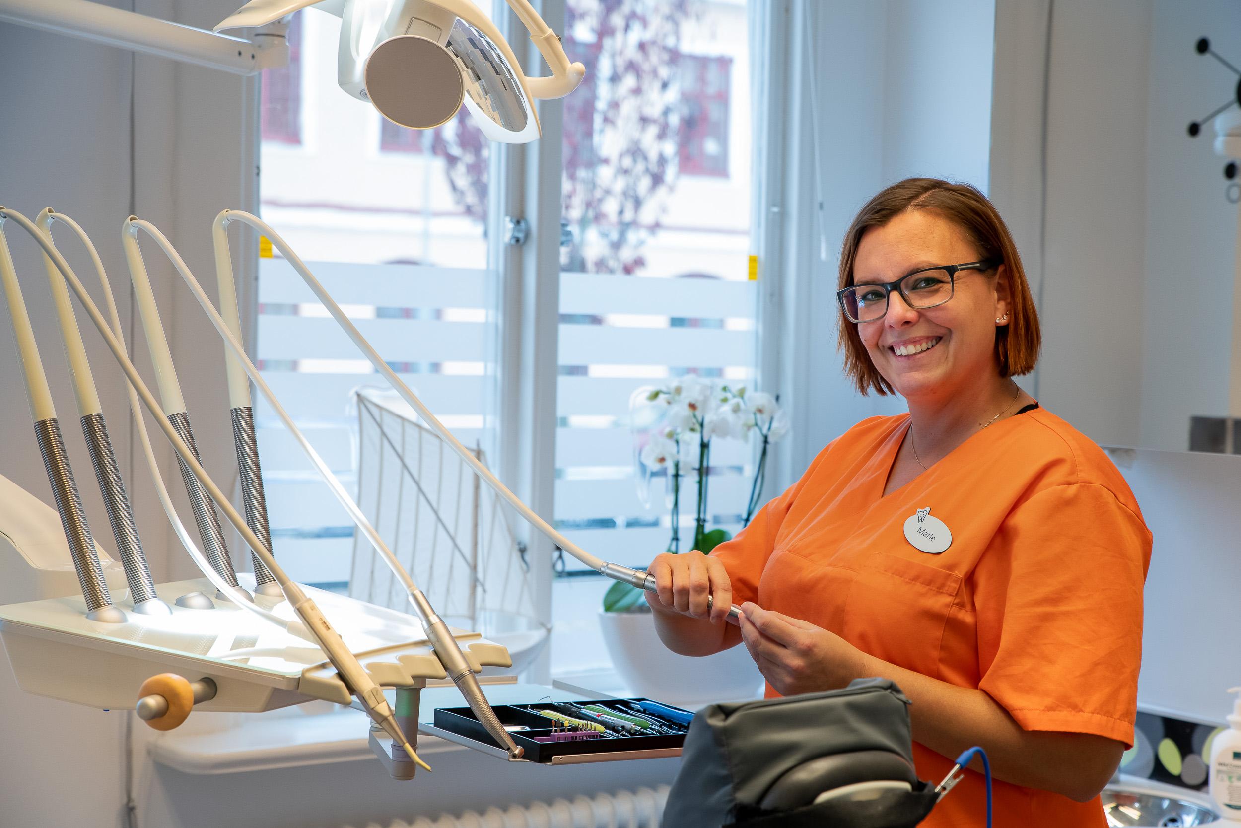 Tandläkare Karlskrona